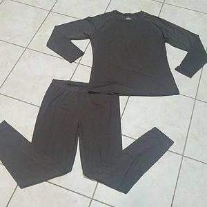 Silk Stretch Thermal Set